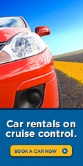 Offering rental cars worldwide that are fast and easy to book with great rates!